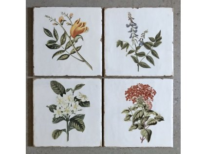 fabresa forli obklady dekory patchwork retro do kuchyne koupelny kvetiny 03
