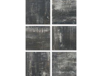 Kerion Artwood Black dlažba či obklad