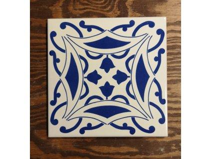 musa panerea sitotisk modry dekotŕ 20x20 vinciobklady