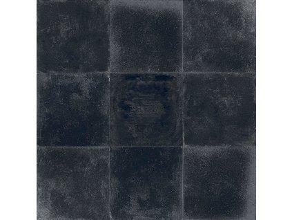 RE STYLE black fondo černá dlažba či obklad