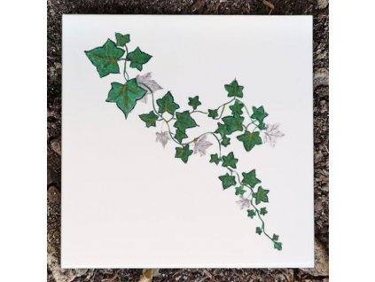 rucne malovane obklady selske kvetina brectan malir jv