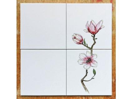 rucne malovane obklady selske kvetina malir vilem 04