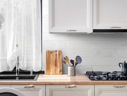 Gresite obklad do interiéru jednobarevný 10x30 - 4 barvy