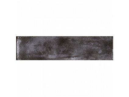 obklad do interiéru jednobarevný 7,5x30 Atlas Grafito