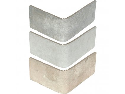 jerica obklady cihelne pasky rustikalni obdelnik mix gris roh