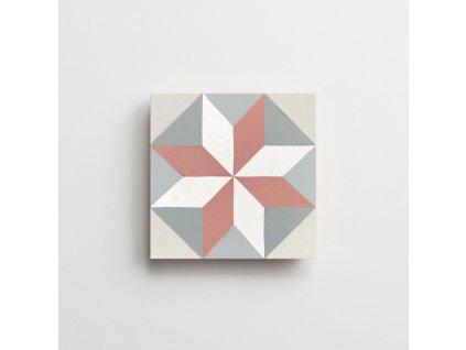 Caprice DECO dlazba 20x20 dekory magic pastel