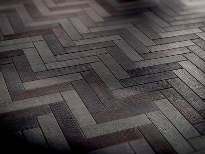 textile dlazba retro hexagonalni obdelnik matna 02