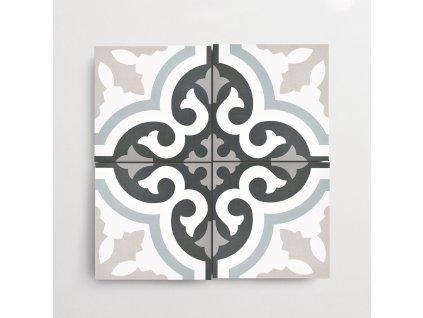 urban carlin dekory dlazba matna jednobarevna 20x20 02
