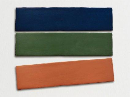 trending colors jednobarevne obklady obdelnik retro mat 02