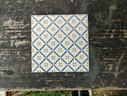 carre obklad s dekorem 5206 14x14 vinciobklady