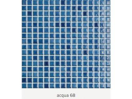 mozaika do interieru a exterieru leskla keramicka 18x18 mm acqua 68