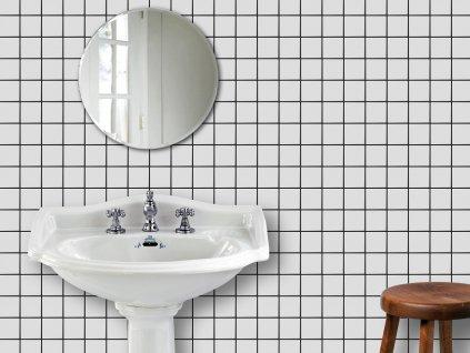 matt mozaika matna jednobarevna ctvercova 05