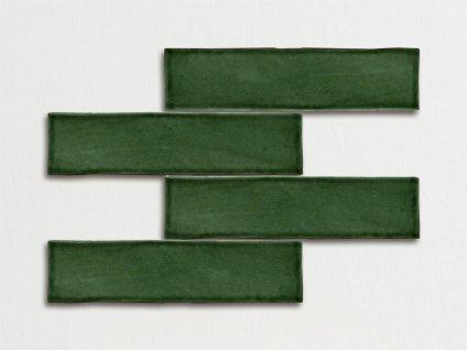 trending colors jednobarevne obklady obdelnik retro craquele