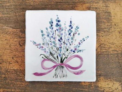 malovane obklady selske kvetiny bylinky