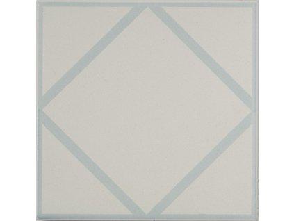 Obklad do interiéru s dekorem 20x20 Ringhiera 305 III
