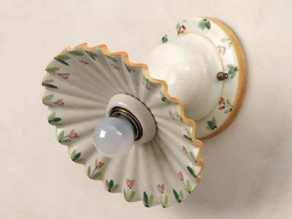 keramicke svitidlo lampa nastenna 01