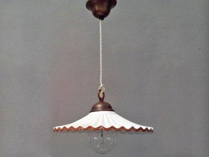 keramicke svitidlo lustr lampa stropni 01