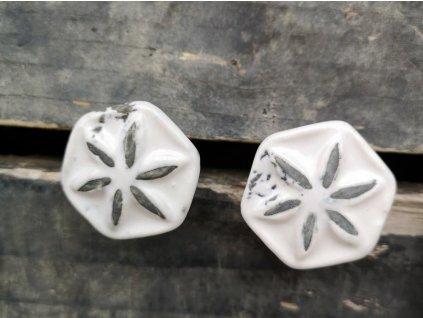 uchytka keramicka porcelanova nopka malovana selska 11