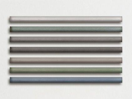 omnia quarter obklady obdelnik jednobarevne 7 5x30 lesk retro metro