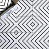 Belfort dlažba cementová s geometrickým motivem 20x20