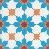 Gironde orientální cementová dlažba 20x20 - různé barvy