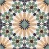 dlazba orientalni cementova dekor 20x20 menton 0602