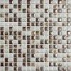 Mozaika do interiéru a exteriéru keramická lesklá 18x18 Luxor 00