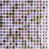 Mozaika do interiéru a exteriéru keramická lesklá 18x18 Luxor 45