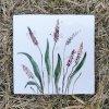 malovane obklady selske lucni kviti kvetiny jitrocel