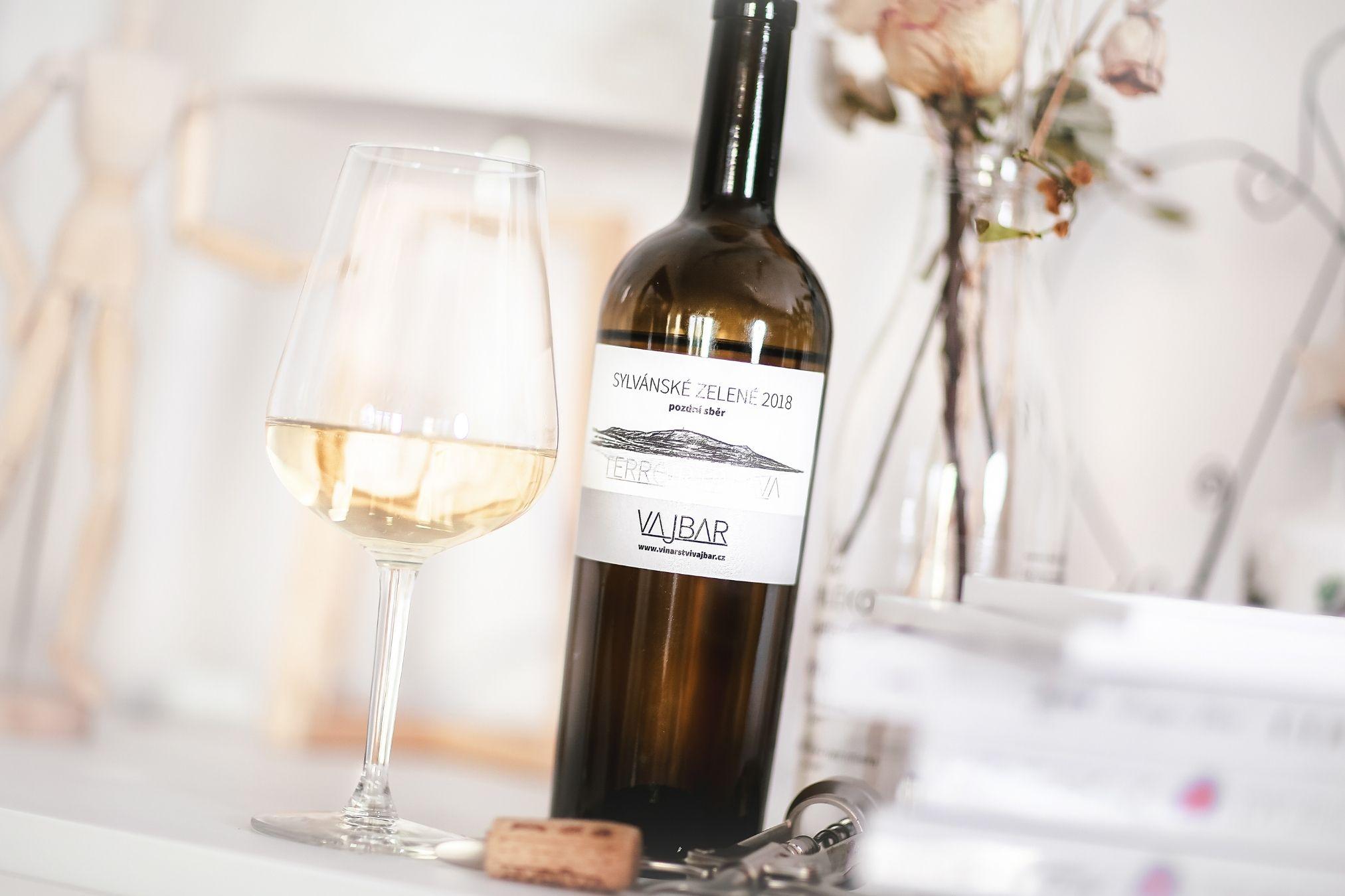 Obecná charakteristika vinných odrůd - bílá vína