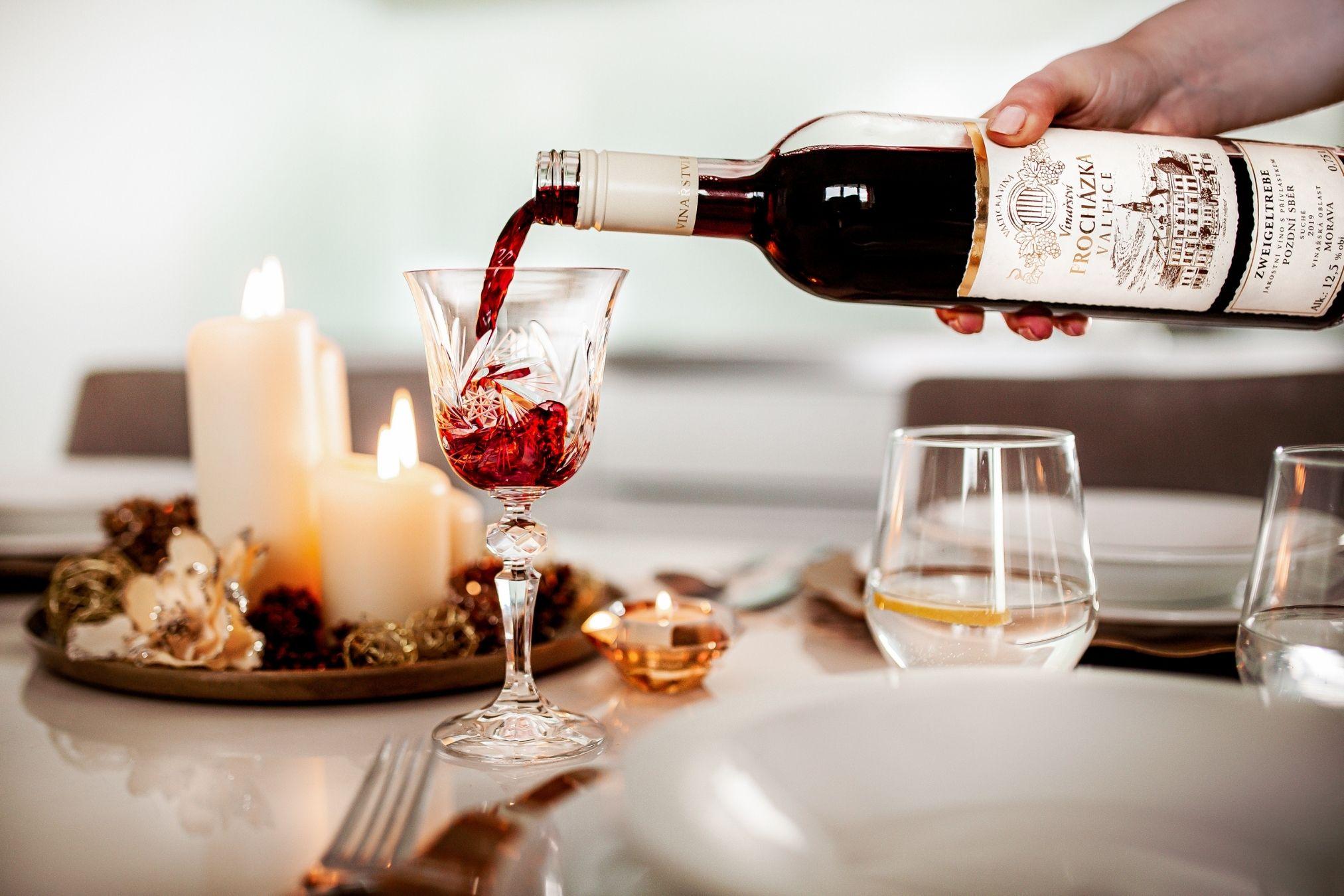 Obecná charakteristika vinných odrůd - červená vína