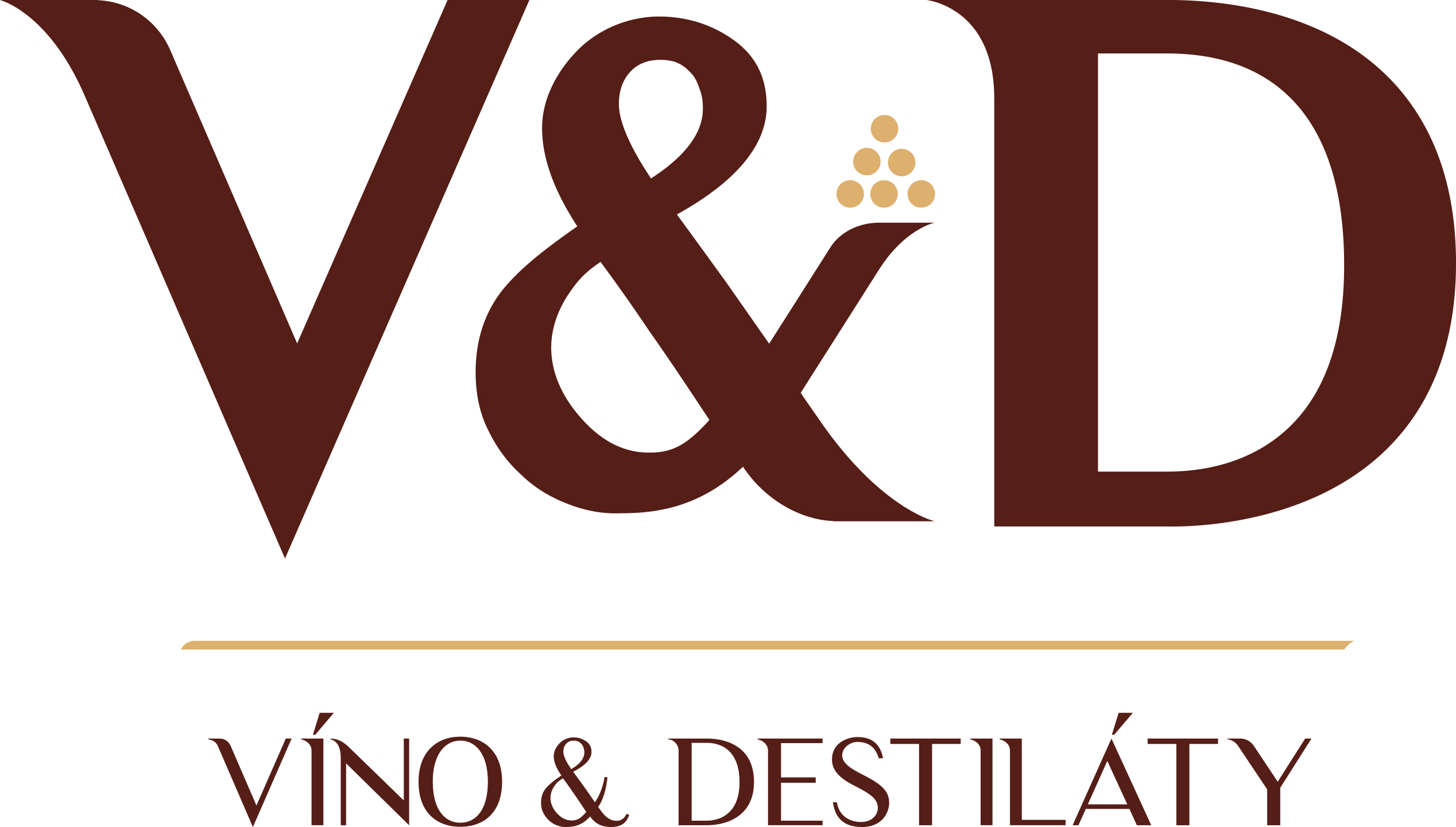 Víno & Destiláty