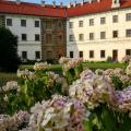 klášter sv. Voršily - sídlo vinařství