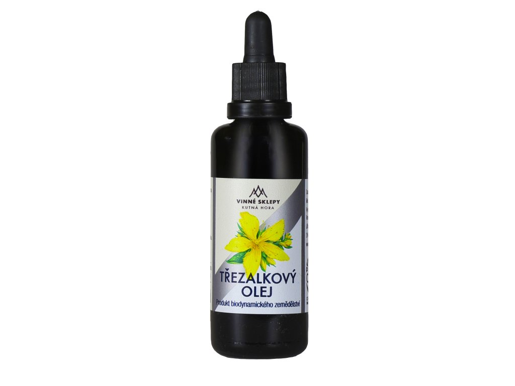 Třezalkový olej BIO
