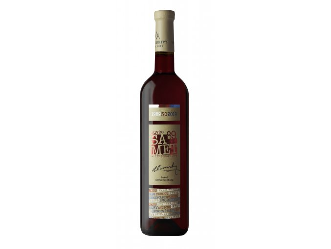 CUVEE SAMET 89 RED