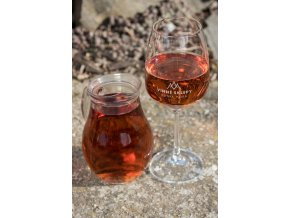 Stáčené Rosé Cuvée - Regent, Svatovavřinecké