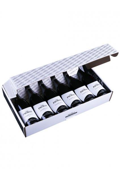 darkova krabice s viny