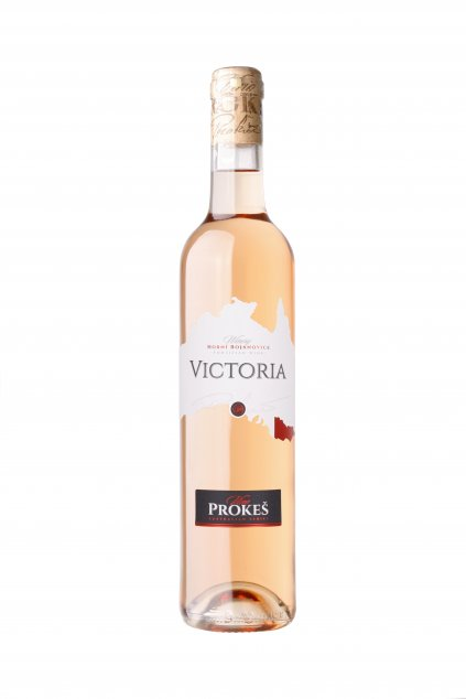 PROKES Vin FOTOMONTAZ lahve VIKTORIA Roso