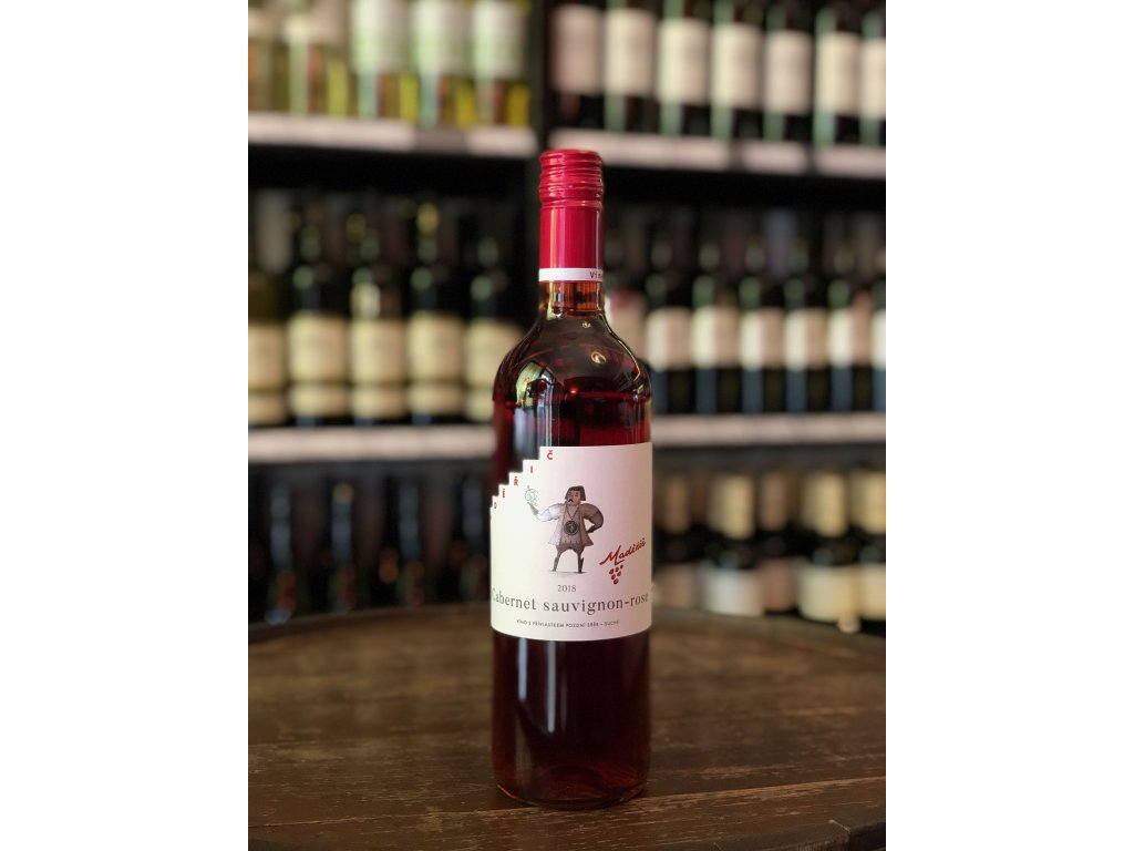 Zweigeltrebe rosé, Maděřič, Moravské zemské víno