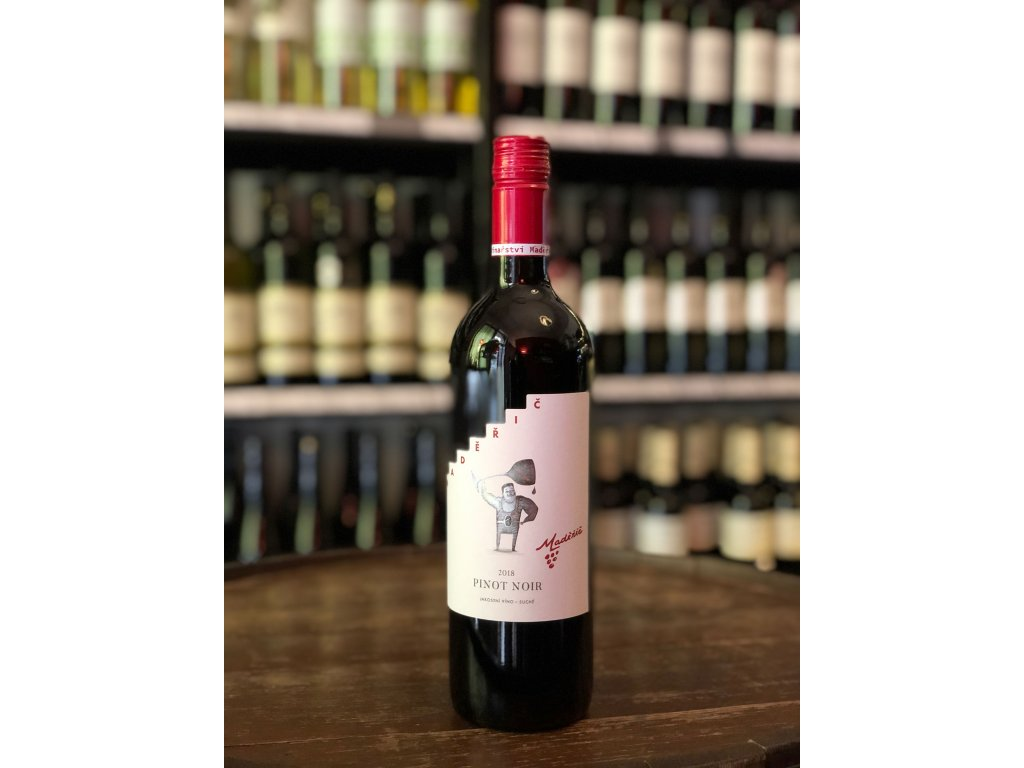Pinot noir, Maděřič