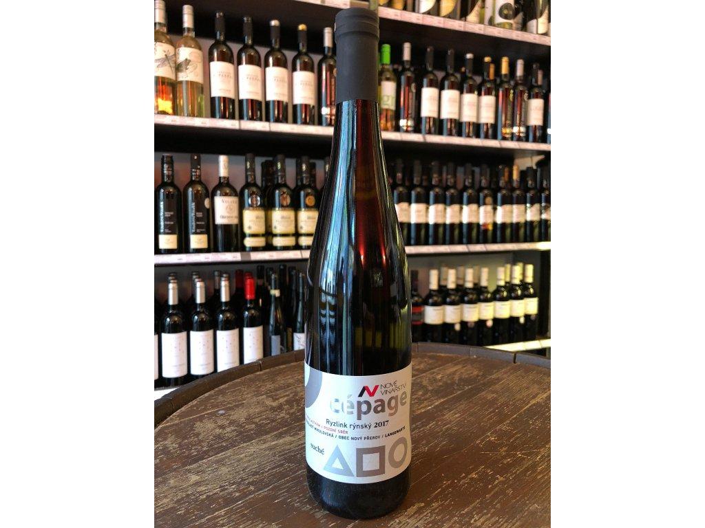 Ryzlink rýnský, Nové vinařství, Pozdní sběr