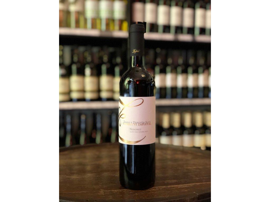 Neronet, Zapletal, Moravské zemské víno