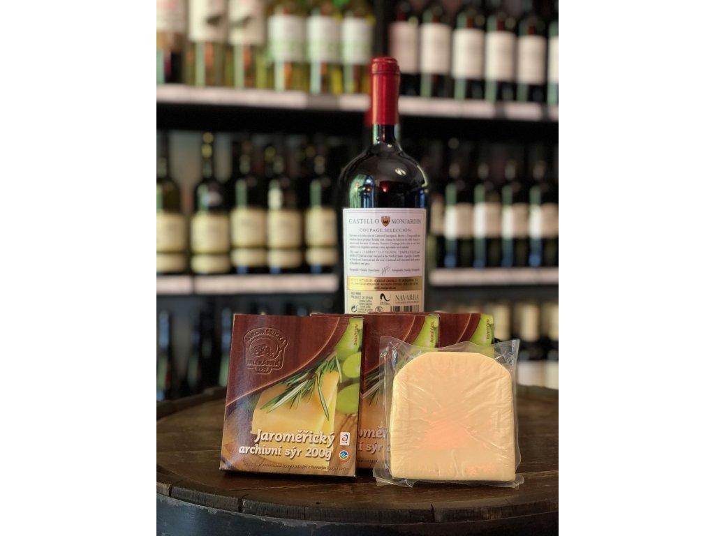Archivní sýr 200 g