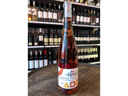 Rulandské modré rosé, Nové vinařství, Pozdní sběr