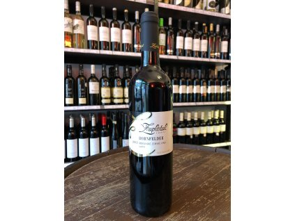 Dornfelder, Zapletal, Moravské zemské víno