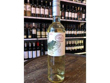 Müller Thurgau, Trávníček a Kořínek, Moravské zemské víno