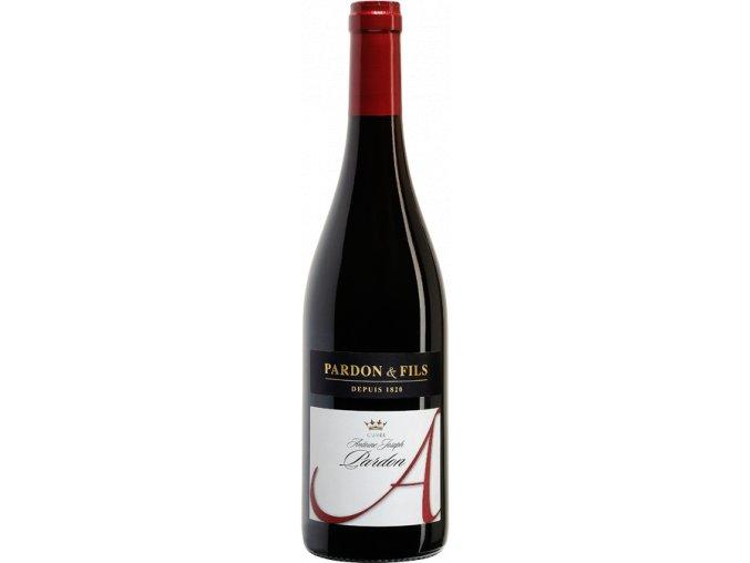 """Cuvée """"ANTOINE JOSEPH PARDON"""" Rouge"""