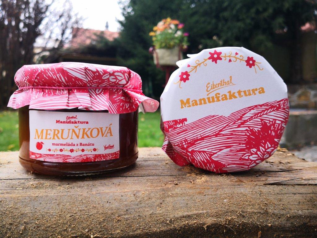 Meruňková marmeláda 0,3l