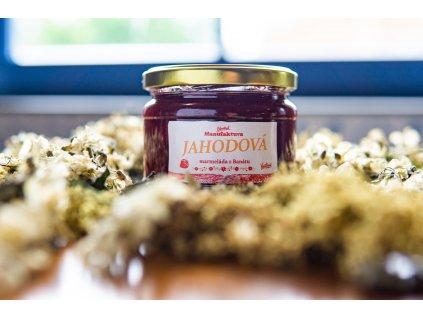Jahodová marmeláda 0,3l