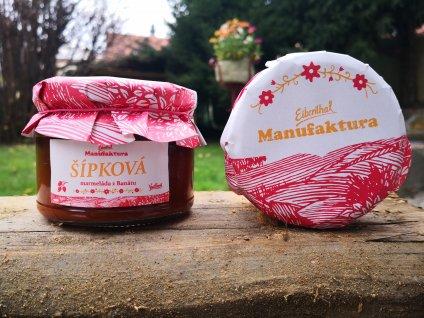 Šípková marmeláda 0,3l